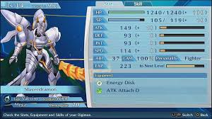 How To Increase Abi In Digimon Story Cyber Sleuth Hackers