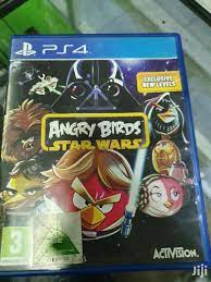 Angry Birds Star Wars Ps4 in Nairobi Central - Video Games, Eric  Entertainment