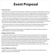 Sample Of Proposal Letters Sample Proposal Letter Template 9 Sample Proposal Letters Templates