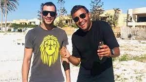 بعد وفاة شقيقه غرقا.. نجوم الفن يدعمون رامي صبري