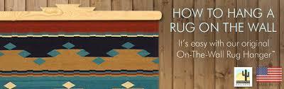 rug wall hanger. how to hang a rug wall hanger
