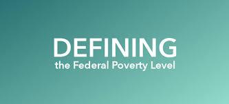 Poverty Vs Federal Poverty Level Blog