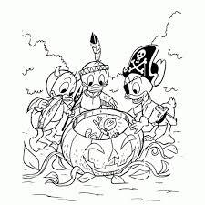 25 Ontwerp Donald Duck Familie Kleurplaat Mandala Kleurplaat Voor