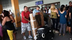Resultado de imagen para aduana cubana