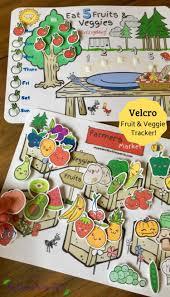 No More Nagging Chart Fruit And Veggie Chart Behavior Chart For Kids Reward