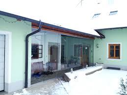 Terrassenverglasung Schiebesystem Aluminium Balkonverglasungen Copal