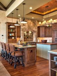 kitchen lighting rustic kitchen pendant lights cylindrical bronze mid century modern glass ivory backsplash islands flooring countertops
