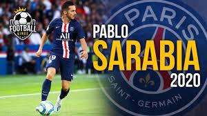 Pablo Sarabia | Crazy Skills, Assists & Goals