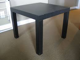 captivating wondrous black square ikea end tables and glass top coffee table ikea