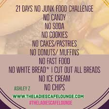 no fast food challenge. Interesting Food 21 Days No Junk Food Challenge My Experience And No Fast Food Challenge F