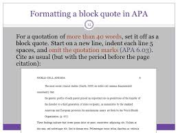 Apa Style Edition 6 1 Quotes Apa Style Some Basic Elements Ppt Video Online