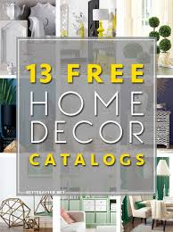 Free Home Decor Catalogs DIY Home Decor Ideas Pinterest Home Adorable Free Home Interior Catalogs