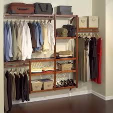 simple diy closet organizer