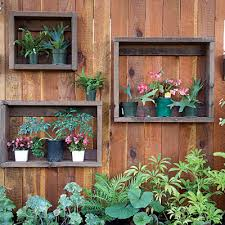 15 Fence Planters That'll Have You Loving Your Privacy Fence Again - Garden  Lovers Club