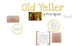 old yeller book report by mindi vandagri