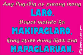 Inspirational Tagalog Quotes About Life And Happiness Inspiring