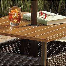stand table and 54 patio umbrella side table table was inspired by the chesapeake 54 patio umbrella side table
