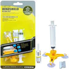 glass repair kit car window glass repair kit auto windscreen glass repair tools windshield star glass repair kit