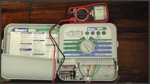 testing sprinkler system wiring testing sprinkler system wiring
