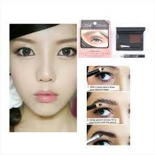 eyebrow powder. eyebrow powder / eyeliner compact eyebrow powder menow original