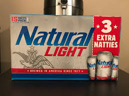 Natty Light 77 Pack Price Beer Of The Week Natural Light
