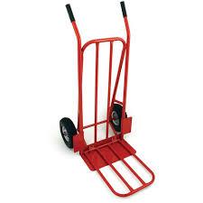 Stuhlstapel lassen sich alternativ auch mit einer herkömmlichen sackkarre transportieren. Bentley Sackkarre Mit Luftreifen Klappbar Hochbelastbar Bis 200 Kg Rot Ht04