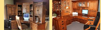 built in home office cabinets. delighful office amish built home office furniture groups available at custom furniture  and accents serving the inside built in home office cabinets