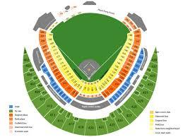Kauffman Stadium Seating Chart And Tickets