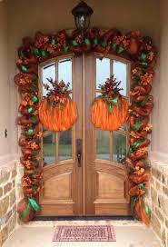 how to hang garland around front doorHow To Hang Garland Around Front Door Image collections  French