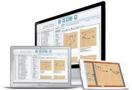 fastdraw®   basketball play diagramming software   fastmodel sports