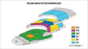 Long Center Seating Chart Unique Dell Hall Austin Seating Chart 2019