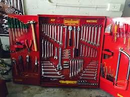 sidchrome tool wall cabinet