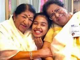 Lata Mangeshkar To Release Her Sister Meena Mangeshkars