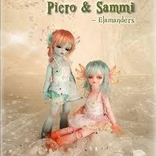 oueneifs supia hael 1 3 bjd sd dolls resin figures model baby girls boys high quality toys anime gift for birthday or christmas