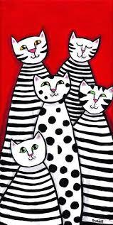 Pin by Avis Hall on kids | Cat art, Kids art projects, Jazz cat
