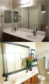 Diy Bathroom Reno 20 Budget Friendly Bathroom Renovation Diys Ritely