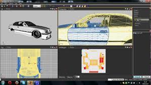 Car Paint Job Design Software Zmodeler2 Making Paintjob For Gta San Andreas Car