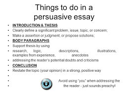 are uniforms in schools a good idea ppt video online  things to do in a persuasive essay