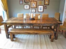 rustic dining room tables. Rustic Dining Room Set Tables C