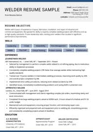 samole resume 80 free professional resume examples by industry resumegenius