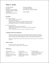 Sample Journalist Resume Court Reporter Resume Journalism Resume