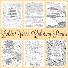Find & download free graphic resources for kids coloring. 6 Bible Verse Coloring Pages True Aim