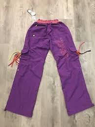 Zumba Samba Cargo Pants Small 44 95 Picclick