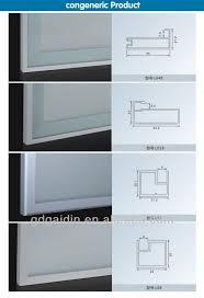china manufacturer aluminum extrusion profile anodizing sandblast door aluminum profiles