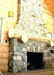 faux fireplace rock post faux stone fireplace surround kits faux stone fireplace design ideas
