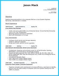 How To Make Cable Technician Resume That Is Really Perfect Network