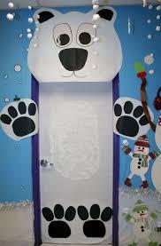 20 Fresh Winter Door Decorating Ideas for School badtus