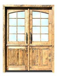 dutch doors exterior split door interior dutch door photo exterior doors with glass side panels