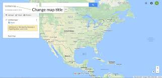 Make A Vacation Itinerary The Ultimate Guide To Using Google My Maps To Plan A Trip
