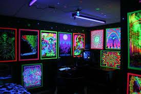 Interesting Black Light Room Decorating Ideas 91 About Remodel Black Light  Room Ideas